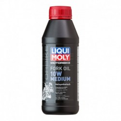 Amortizatorių alyva Liqui moly Racing Fork Oil 10 W Medium  0,5L